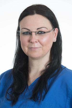 zahnmedizinische Fachangestellte Mandy Kister
